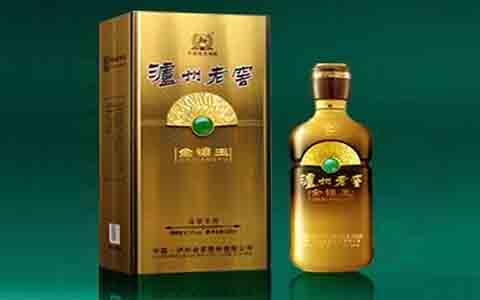 泸州老窖金镶玉 稀缺品质图片