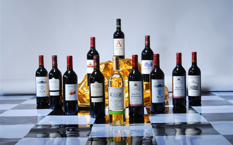 法国最好的红酒品牌