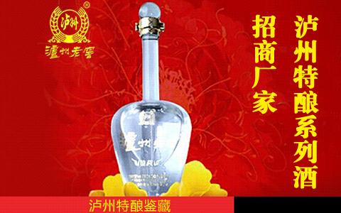 泸州特酿系列酒招商厂家