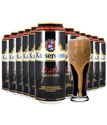 德国啤酒代理|德国恺撒啤酒怎么样