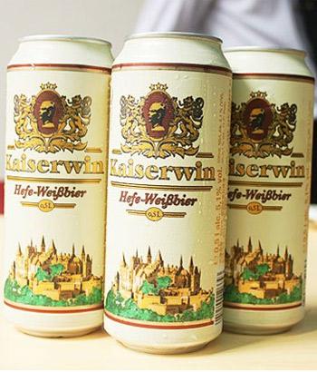 德国啤酒品牌之凯撒啤酒