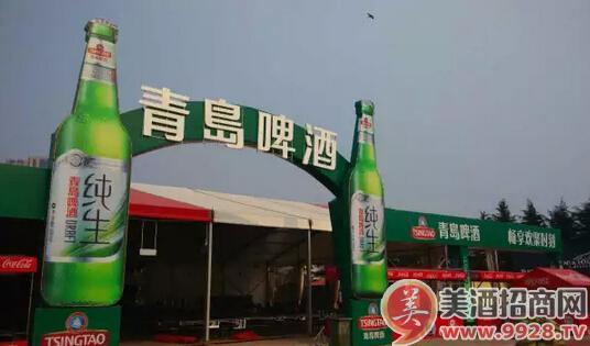 2015青岛啤酒节主会场pk分会场