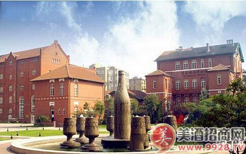 青岛啤酒博物馆引领中国工业旅游