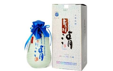 杏花村酒在市场上卖得怎么样?