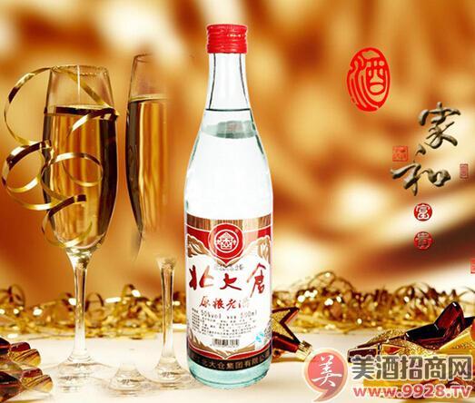 北大仓酒50度浓香原粮老酒