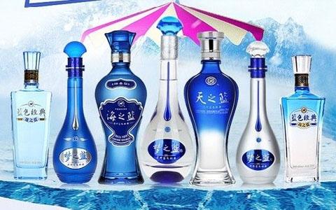 天之蓝,海之蓝,梦之蓝,但是你知道洋河系列酒有多少吗?
