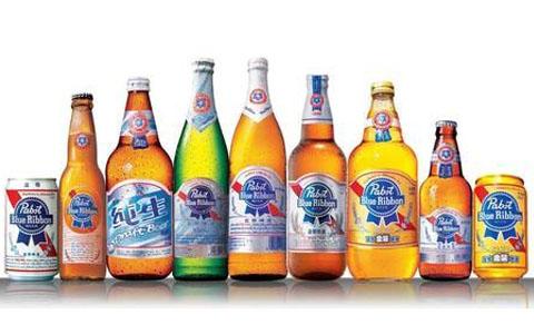 藍帶啤酒走進中國市場,贏得消費者歡迎