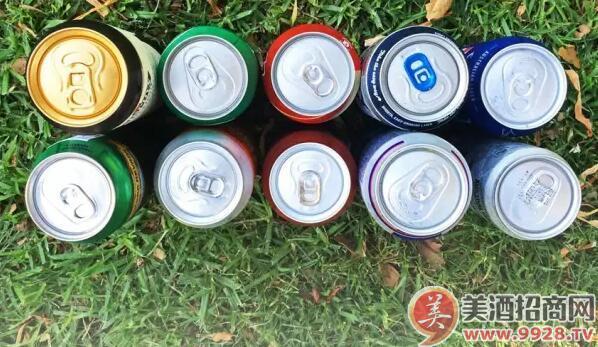 瓶装啤酒,罐装啤酒和桶装啤酒的区别?