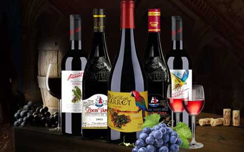 【广告】什么品牌的澳洲红酒好喝?