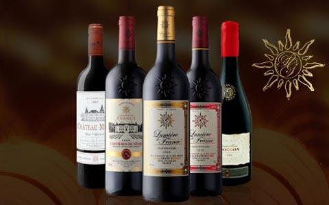 法国之光葡萄酒代理,有实力,有品牌的赚钱项目