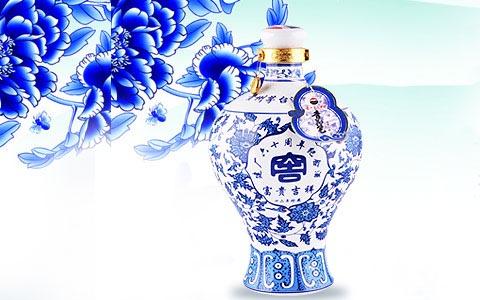 【广告】散白酒代理青花瓷茅台酒——久藏久酿,和谐柔顺!