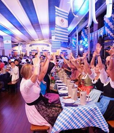 普拉那10月啤酒节亮相北京 与德国本土啤酒节相呼应