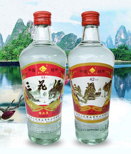 [广告]年末旺销酒水品牌—三花酒