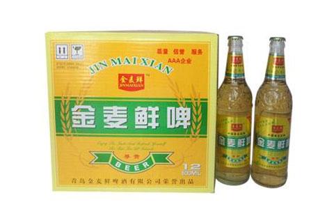 [广告]金麦鲜啤酒:拥有啤酒原汁原味的新鲜口感