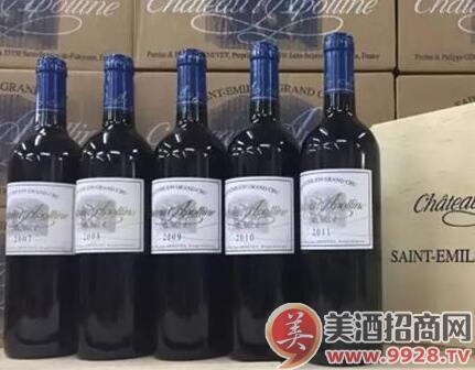 香港地产商并购的三家酒庄酒将在4月正式投放市场