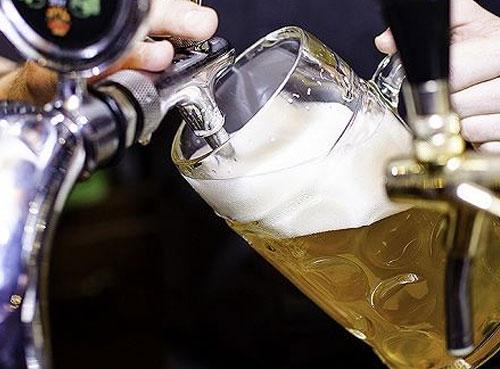 英国对中国的啤酒出口则增长了 500%