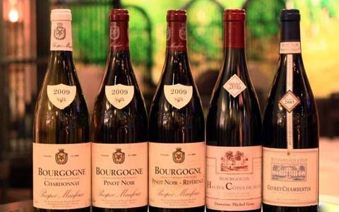 勃艮第葡萄酒拍卖创下新纪录