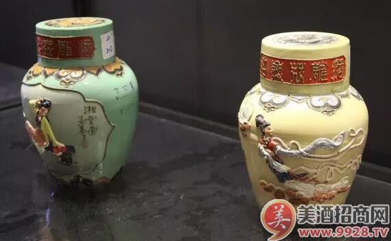黄酒:湘云图、嫦娥奔月