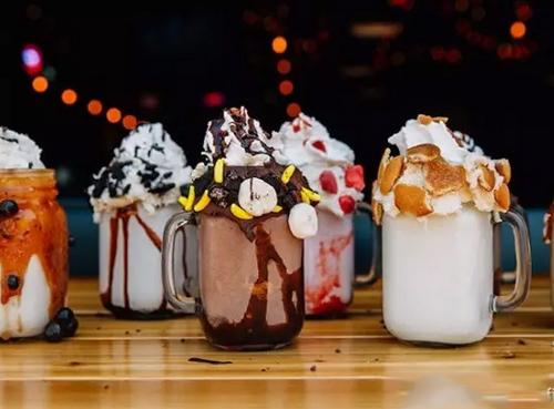 美国流行的加酒冰激凌是什么