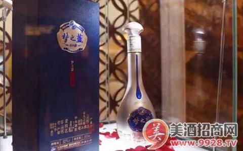 """轰动江苏十三市,梦之蓝•手工班经销权拍卖""""藏何玄机""""?"""