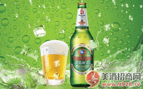 青岛啤酒上半年实现销量、营收、利润三增长