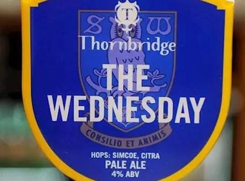 Thornbridge 为英冠球队推出官方啤酒