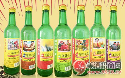 北京可以代理革命小酒吗?