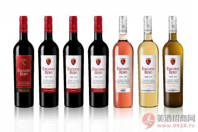 红盾混酿以及单一葡萄品种