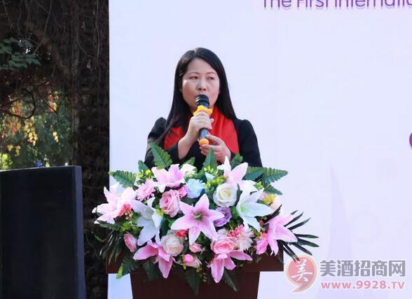 广州科通展览有限公司公司 贾燕平董事长