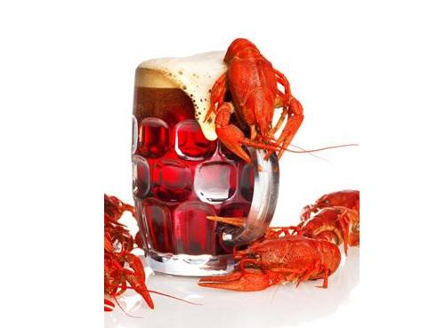 有龙虾口味的啤酒?