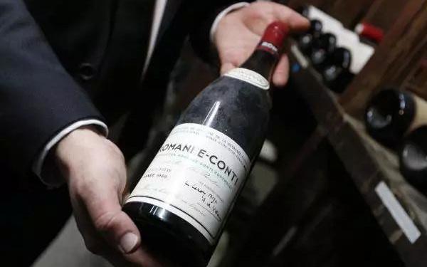 佳士得拍卖行2017葡萄酒拍卖价格前五