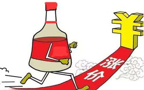 """""""涨价潮""""将加剧白酒行业的分化"""