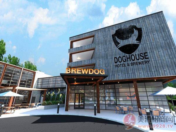酿酒狗确认将在中国建设酒厂
