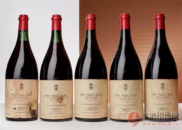 葡萄酒拍卖