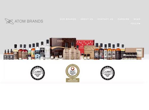 百威英博收购Atom Group,进军烈酒品类