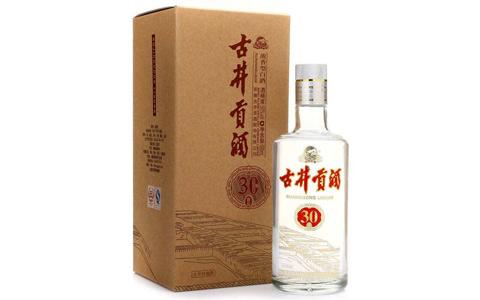 古井贡酒:每年百万瓶样品酒