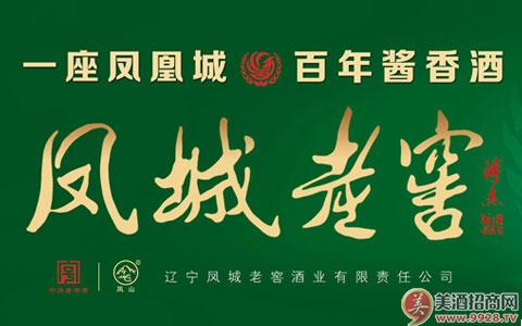 凤城老窖酒登陆辽宁卫视,品牌战略说明会诠释品牌新高度
