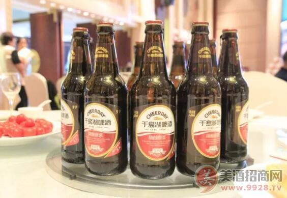 千岛湖9°p精酿原浆啤酒美式贵族酒花和德国上面发酵酵母,澳洲优质