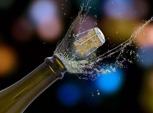 """怎么让""""开香槟""""的声音更动听?"""