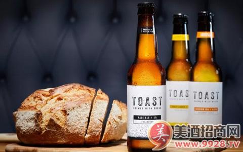 环保啤酒新思路,用面包酿啤酒!