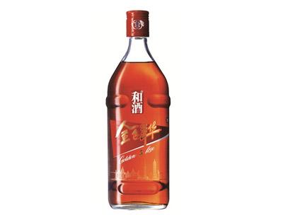 和酒金色年华(红五年)