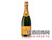 凯歌2002年金牌年份香槟酒