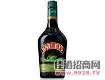 百利甜酒绿