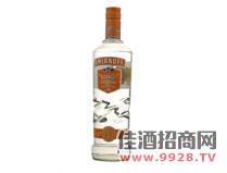 皇冠伏特加酒柑橘味