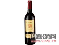 佳酿美露红葡萄酒
