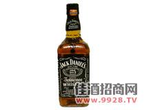 杰克丹尼威士忌酒