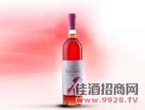 乡都干型桃红葡萄酒