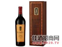 酿酒师赤霞珠红葡萄酒