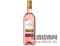 玫瑰干红葡萄酒