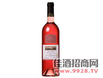 西拉玫瑰高级干红葡萄酒